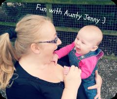 Baby & Aunty