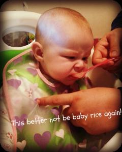 baby feeding, weaning