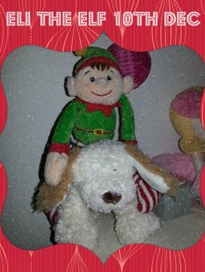 eli the elf 10th dec