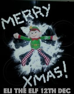 Eli The Elf 12th Dec