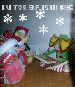 Eli The Elf 15th Dec