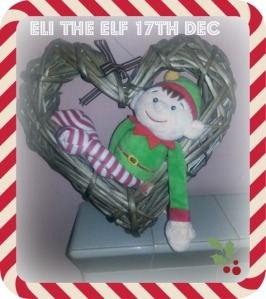 Eli The Elf 17th Dec