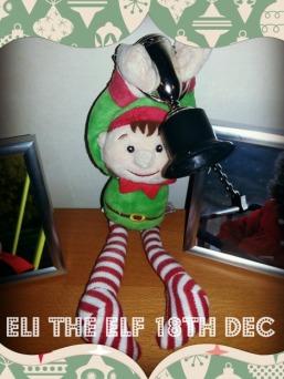 Eli The Elf 18th Dec