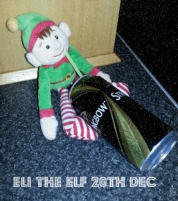 Eli the Elf 20th dec