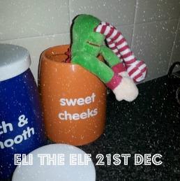 Eli The Elf 21st Dec