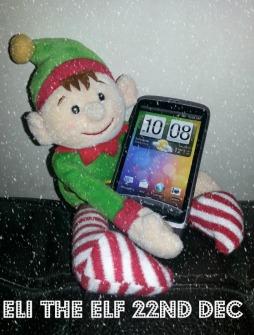Eli The Elf 22nd Dec