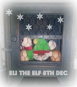 Eli The Elf 8th Dec
