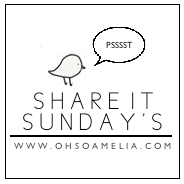 Share It Sunday