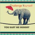Badge for Challenge Yourself Linky
