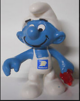 smurf Blast From The Past   Ten Top Toys