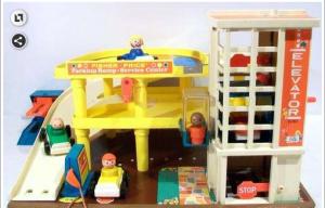 Garage toy