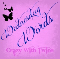wednesdays words Wednesday words #8